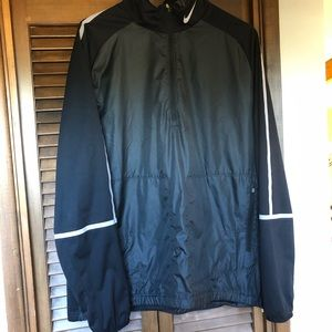 Men's Black Nike Golf jacket size Large